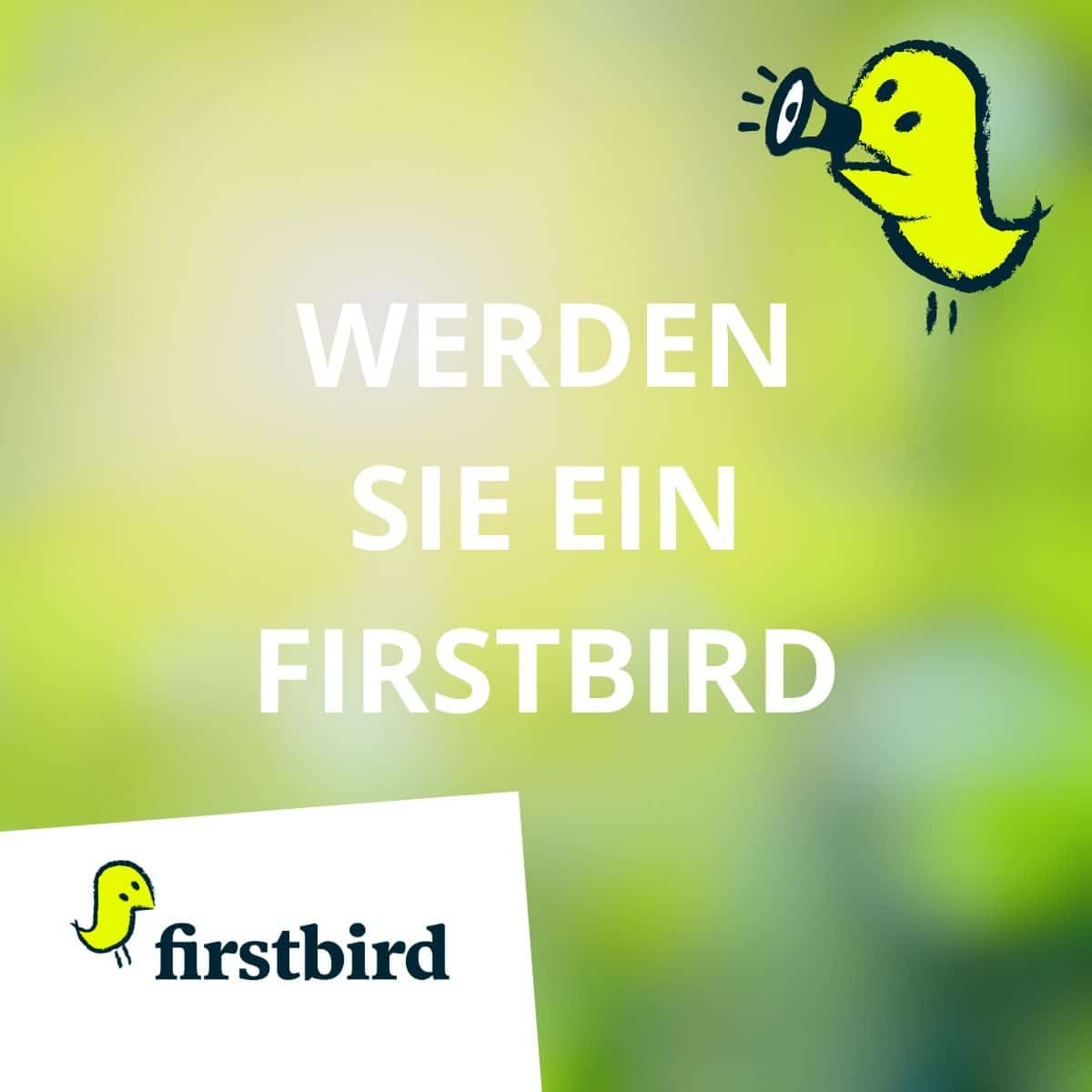 Erfahrungen mit Firstbird