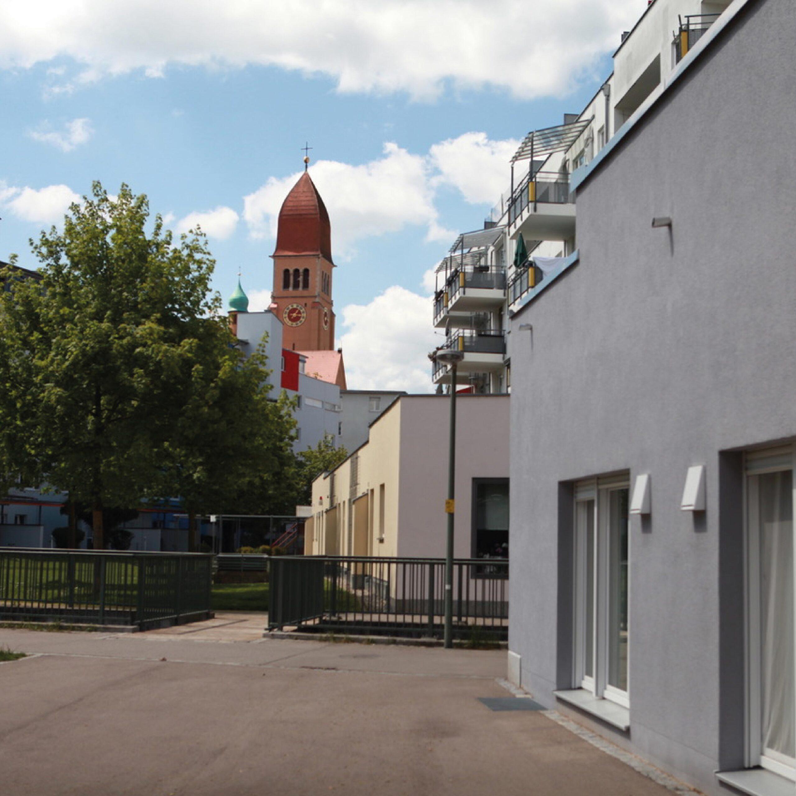 Kachel WG Augsburg